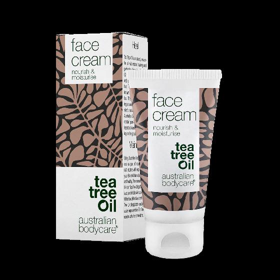 Australian Bodycare Tea Tree Oil Face Cream 50ml