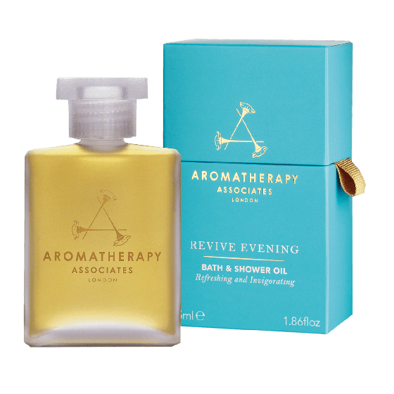 Aromatherapy Associates Revive Evening Bath and Shower Oil 55ml