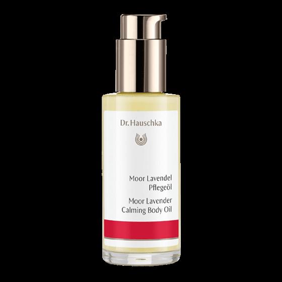 Dr. Hauschka Moor Lavender Calming Body Oil 75ml