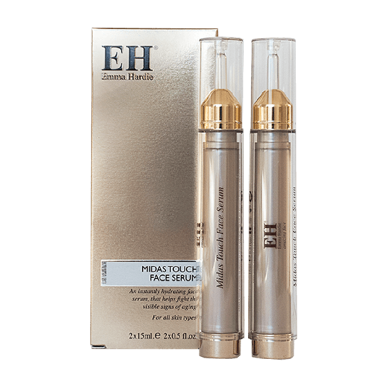 Emma Hardie Midas Touch Face Serum Duo 2 x 15ml
