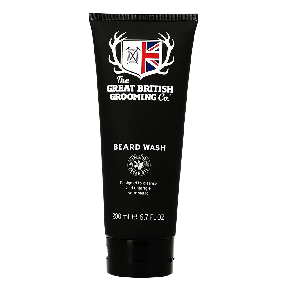 The Great British Grooming Co. Beard Wash 200ml