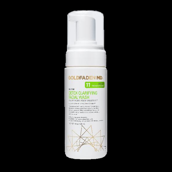 Goldfaden MD Detox Clarifying Facial Wash 120ml