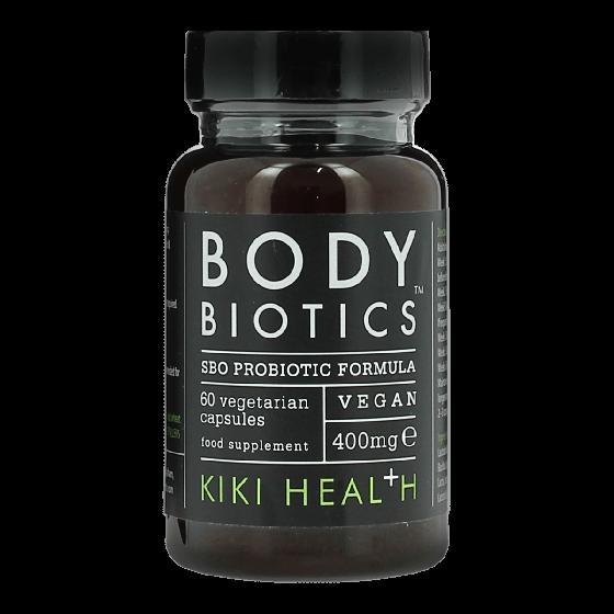 KIKI HEALTH Body Biotics SBO Probiotic Formula (60 Capsules) 400mg