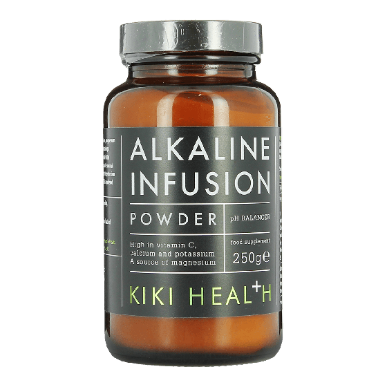 KIKI HEALTH Alkaline Infusion Powder Food Supplement 250g