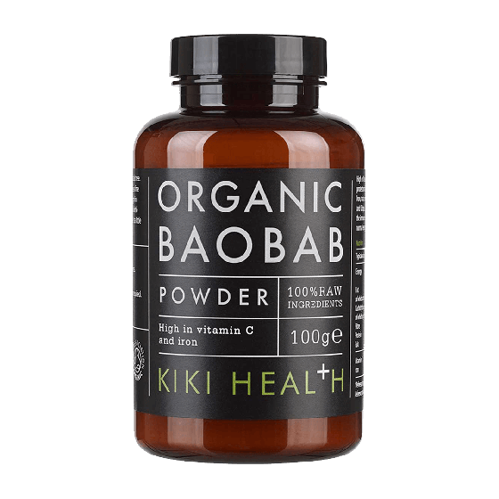 KIKI HEALTH Organic Baobab Powder 100g