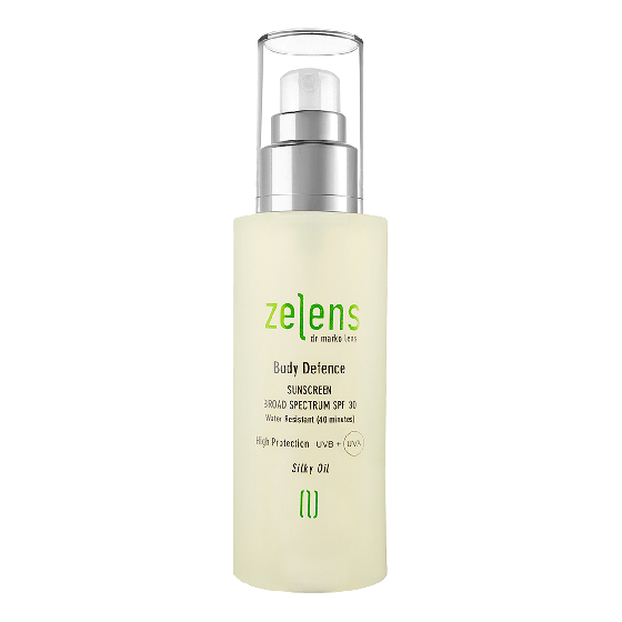 Zelens Body Defence SPF 30 Sunscreen 125ml