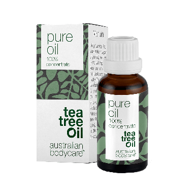 Australian Bodycare Tea Tree Oil 100% Concentrate Pure Oil 30ml