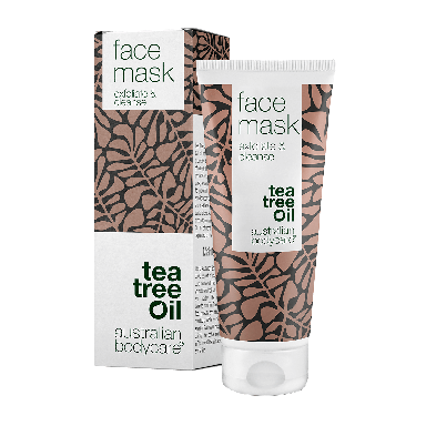 Australian Bodycare Tea Tree Oil Face Mask 100ml