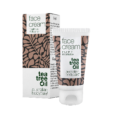 Australian Bodycare Tea Tree Oil Face Cream 50ml