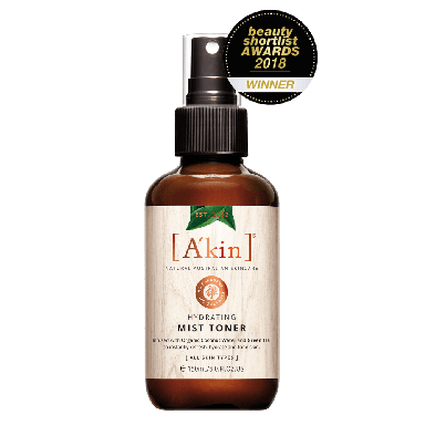 A'kin Hydrating Mist Toner 150ml