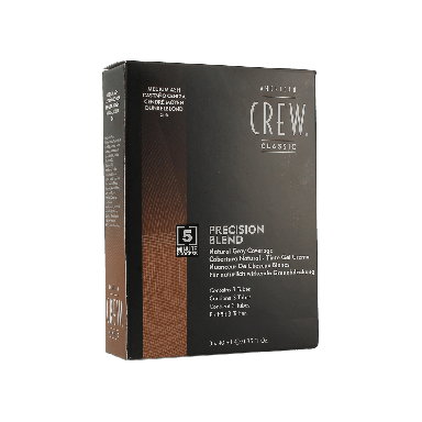 American Crew Precision Blend Hair Colour For Men Kit - Medium Ash