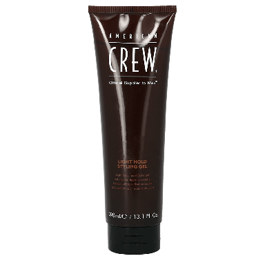 American Crew Light Hold Styling Gel 390ml