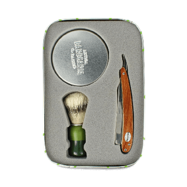 Antiga Barbearia de Bairro Príncipe Real Box Barber Kit