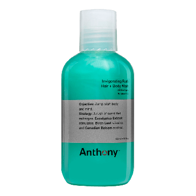 Anthony Invigorating Rush Hair + Body Wash 100ml