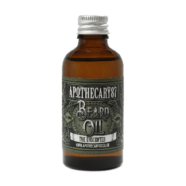 Apothecary 87 The Unscented Beard Oil 50ml