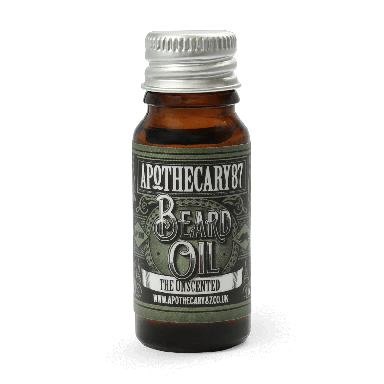 Apothecary 87 The Unscented Beard Oil 10ml