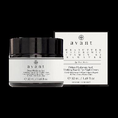 Avant Skincare Deluxe Vivifying Face & Eye Night Cream 50ml