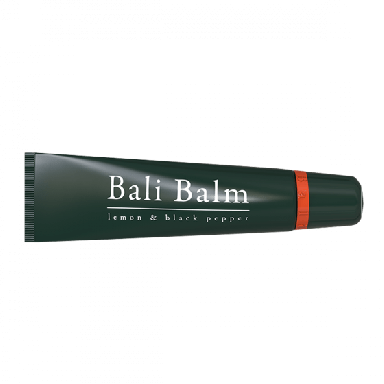Bali Balm Lemon & Black Pepper 15ml