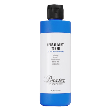 Baxter Herbal Mint Toner 236ml