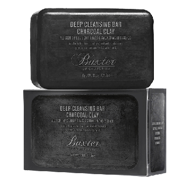 Baxter Deep Cleansing Charcoal Clay Bar