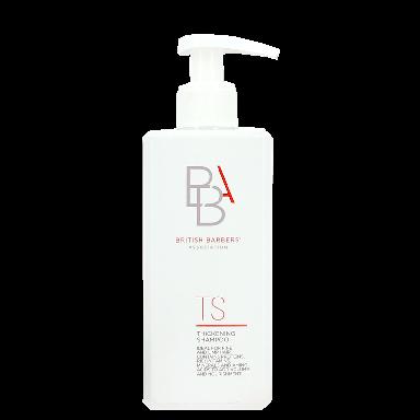 British Barbers' Association Thickening Shampoo 290ml