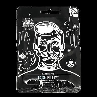 BARBER PRO Face Putty 3 x 7g masks