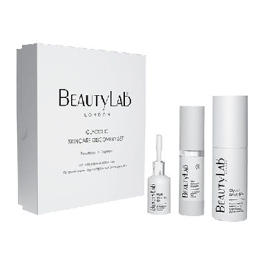 Beauty Lab London Glycolic Skincare Discovery Set