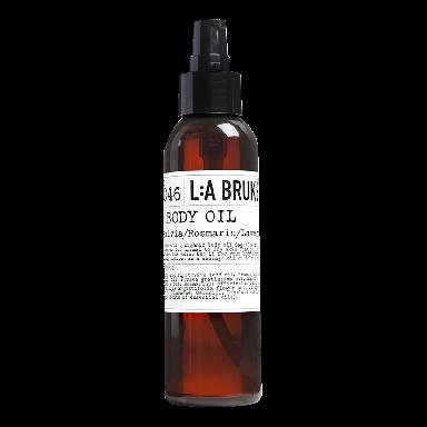 L:A BRUKET Sage, Rosemary & Lavender Body Oil 120ml
