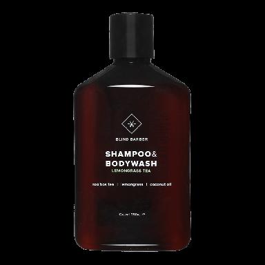 Blind Barber Lemongrass Tea Shampoo & Bodywash 350ml