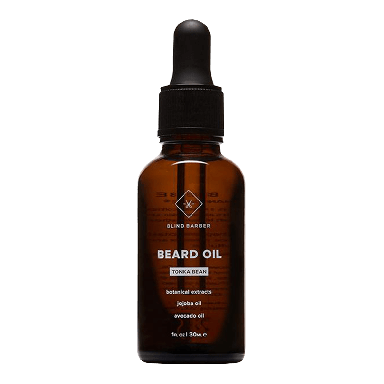 Blind Barber Beard Replenishment Oil Tonka Bean 30ml