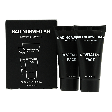Bad Norwegian Revitalize Face Travel Set
