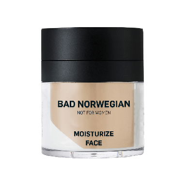 Bad Norwegian Moisturize Face 50ml