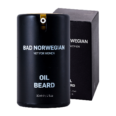 Bad Norwegian Beard Oil 30ml