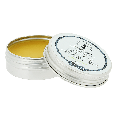 The Brighton Beard Co. Moustache and Beard Wax - Jasmin and Lemon Extra Firm 30ml