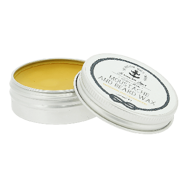 The Brighton Beard Co. Moustache and Beard Wax - Mandarin & Cedarwood Extra Firm 30ml