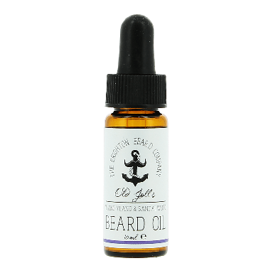 The Brighton Beard Co. Ylang Ylang & Sandalwood Beard Oil 10ml