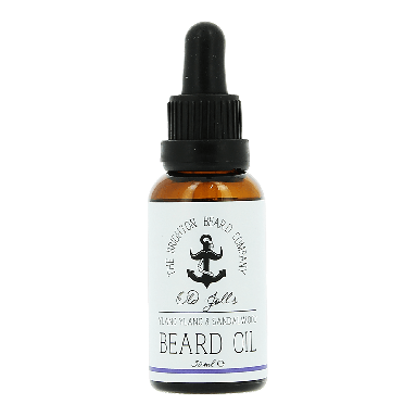 The Brighton Beard Co. Ylang Ylang & Sandalwood beard oil 30ml