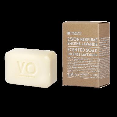 Compagnie De Provence Incense Lavender Scented Soap 150g