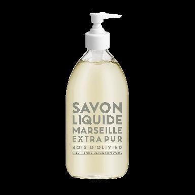 Compagnie De Provence EP Olive Wood Liquid Marseille Soap 500ml
