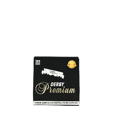 Derby Premium 100 Single Edge Blades