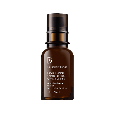 Dr Dennis Gross Ferulic + Retinol Wrinkle Recovery Overnight Serum 30ml