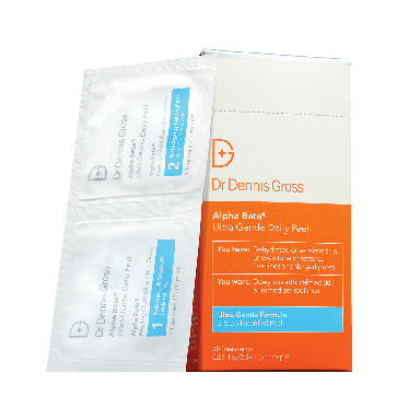 Dr Dennis Gross Alpha Beta Ultra Gentle Daily Peel - 30 packettes