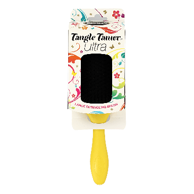 Denman D90L Tangle Tamer Yellow Brush Ultra Large