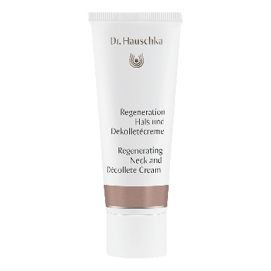 Dr. Hauschka Regenerating Neck and Decolleté Cream 40ml