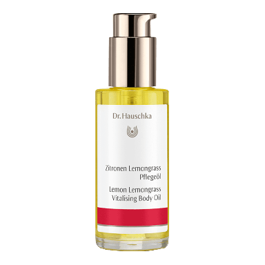 Dr. Hauschka Lemon Lemongrass Vitalising Body Oil 75ml