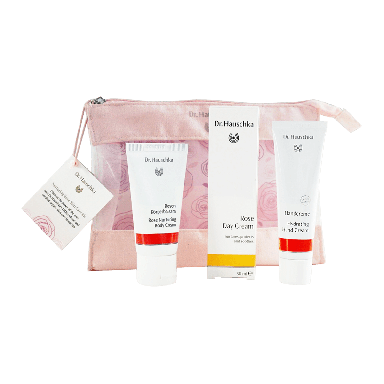 Dr. Hauschka Nurturing Rose Skin Care Kit