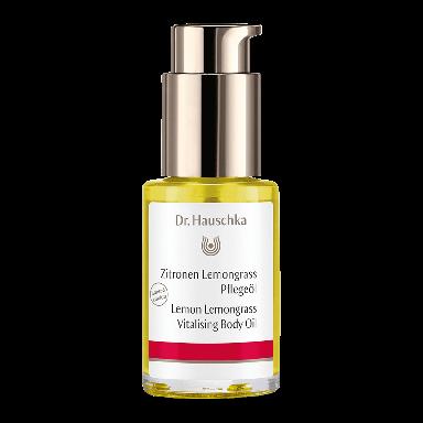 Dr. Hauschka Lemon Lemongrass Vitalising Body Oil 30ml
