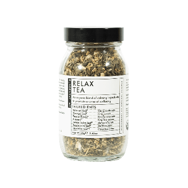 Dr Jackson's Relax Tea loose 68g