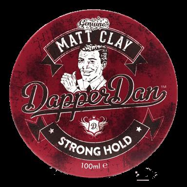 Dapper Dan Matt Clay 100ml