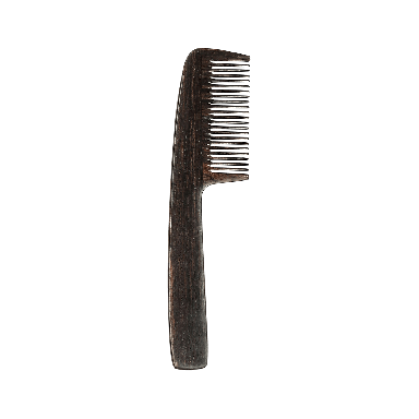 Dr. Dittmar Rosewood Long Handle Beard Comb (98-611-6)